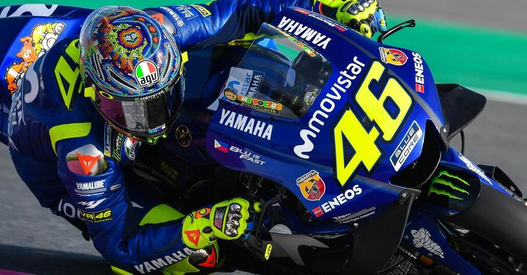 MotoGP 2018. Rossi in Yamaha per altri due anni
