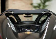 "Pagani Huayra Roadster, la ""cappottina"" è firmata Dainese"