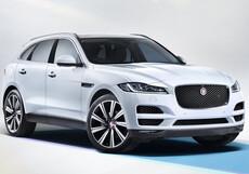 Jaguar F-Pace (2015->>)