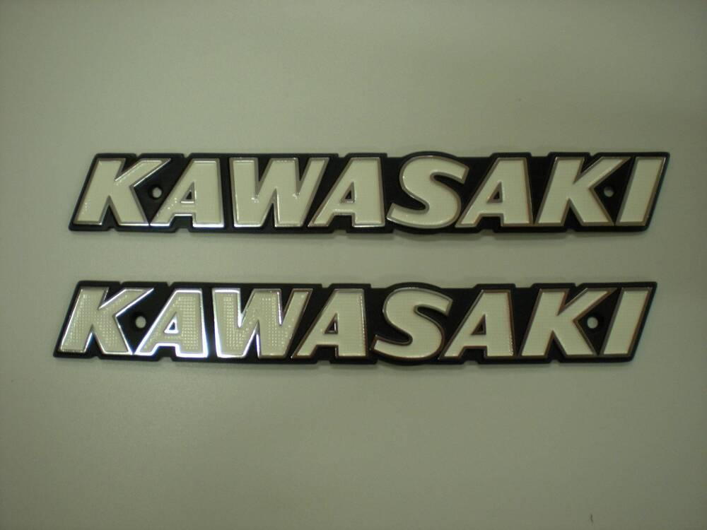 Emblema serbatoio Kawasaki (2)