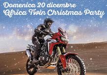 Africa Twin Christmas Party da Moto Macchion