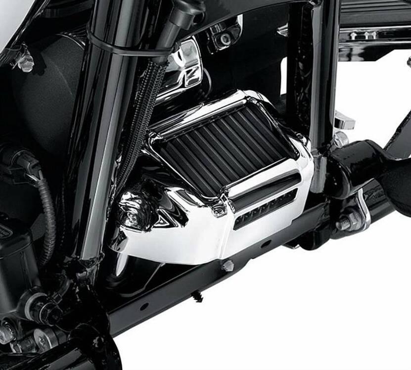 H-D® Voltage Regulator Chrome - 74538-09 Harley-Davidson