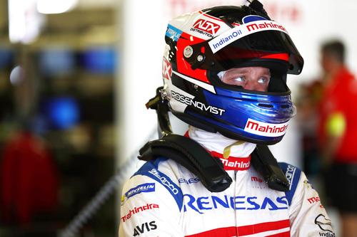 Formula E, ePrix di Città del Messico: pole per Rosenqvist