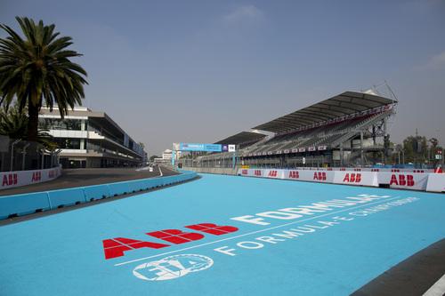 Formula E, ePrix di Città del Messico: pole per Rosenqvist (5)