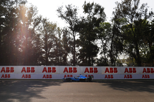 Formula E, ePrix di Città del Messico: pole per Rosenqvist (9)