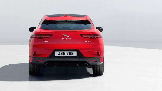 Jaguar I-Pace: sarà al Salone di Ginevra 2018