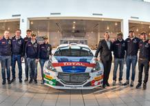 CIR 2018. Ciocco dietro l'angolo, Peugeot Sport Italia pronta