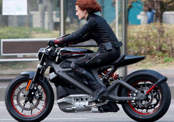 Harley-Davidson investe in Alta Motors per la moto elettrica