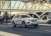 Bentley Bentayga Hybrid al Salone di Ginevra 2018 [Video]