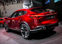Mazda al Salone di Francoforte 2015