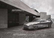 Aston Martin DB9 GT Bond Edition, la DB9 celebra 007