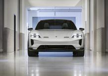 Porsche Mission E Cross Turismo, la concept al Salone di Ginevra 2018 - video