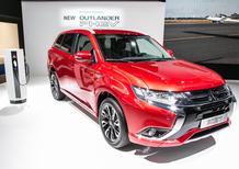 Mitsubishi al Salone di Francoforte 2015