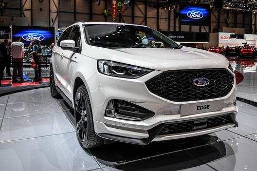 Ford Edge, il restyling al Salone di Ginevra 2018 (6)