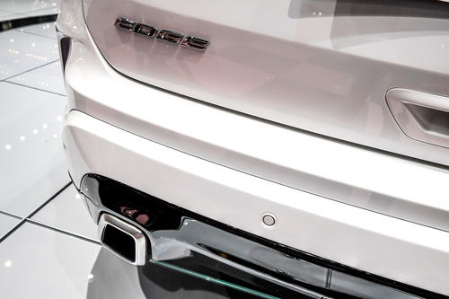 Ford Edge, il restyling al Salone di Ginevra 2018 (9)