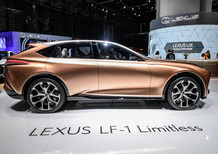 Lexus al Salone di Ginevra 2018 [video]