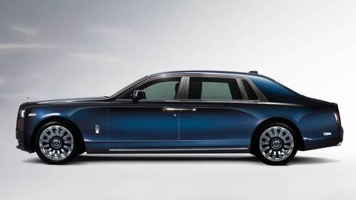 Rolls-Royce Phantom, tre bespoke al Salone di Ginevra 2018