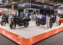 Yamaha a Motodays 2018 con test e premi