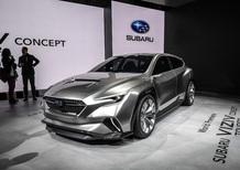 Subaru Viziv Tourer Concept al Salone di Ginevra 2018 [video]