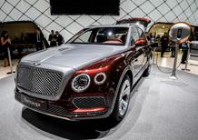 Bentley al Salone di Ginevra 2018 [Video]