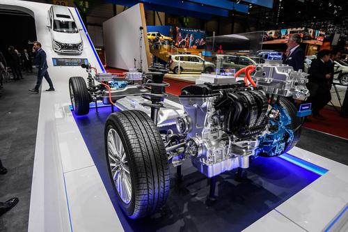 Mitsubishi al Salone di Ginevra 2018 (4)