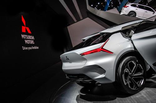 Mitsubishi al Salone di Ginevra 2018 (6)