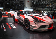 Toyota GR Supra Racing concept al Salone di Ginevra 2018 [Video]
