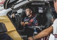 Sebastien Loeb sarà alla Dakar con la Peugeot 2008 DKR!