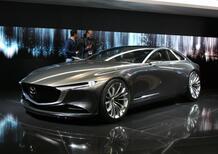 Mazda Vision Coupe è Concept dell'Anno al Salone di Ginevra 2018