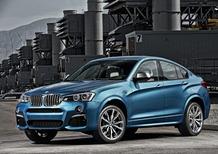 BMW X4 M40i: il SUV bavarese viene estremizzato