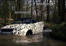 Range Rover Evoque cabrio, arriverà nella primavera del 2016 [VIDEO]