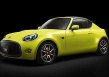 Toyota S-FR: la concept che sfida Mazda MX-5