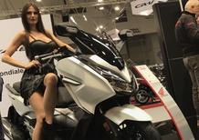 Honda Forza 300: debutto a MotoDays