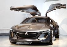 Opel OnStar: dalla Monza all'Astra. Il concierge di bordo diventa realtà