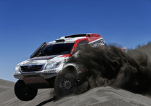 Dakar 2016, Toyota Overdrive: dal WRC ecco anche Martin Prokop!