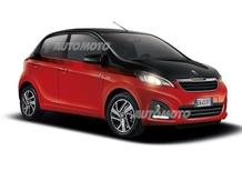 Peugeot 108 X Factor, ecco la serie speciale 2015