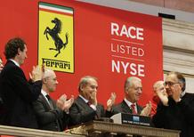 Ferrari: approvato lo scorporo. Debutto alla Borsa italiana il 4 gennaio