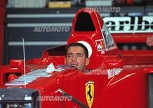 Quando la Ferrari puntò su Gianni Morbidelli