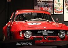 Alfa Romeo, in anteprima nel Museo Cozzi per rimanere a bocca aperta