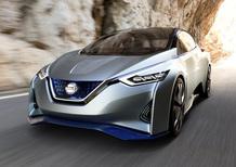 Nissan IDS Concept: sarà la base della nuova Leaf con guida autonoma