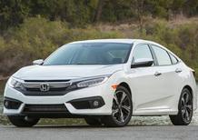 Nuova Honda Civic: arriva il tre cilindri turbo da 1.0 litro