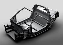 Yamaha Sports Ride Concept: Gordon Murray ci svela il telaio iStream Carbon