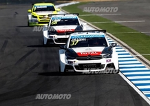 WTCC 2015, qualifiche Thailandia: López in pole
