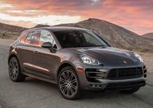 Porsche Macan S e Macan Turbo: al via 58.881 richiami globali
