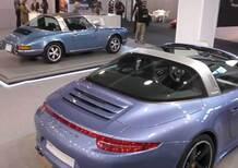 Porsche 911 Targa: stesso fascino, oggi come allora [Video]