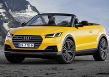 Audi TTQ Cabrio: e se la facessero davvero?
