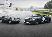 Jaguar: il fascino di Le Mans dalla D-Type alla F-Type Project 7 [Video]