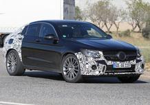 Mercedes GLC Coupé: si farà anche la versione AMG