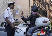 """Roma, blocco del traffico """"segreto"""". Scattano le multe, ma sono da annullare"""