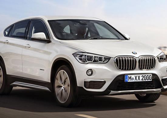 BMW X2: anche i mini-SUV diventeranno coupé?